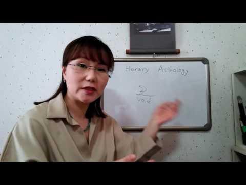 [원명역학연구원] Horary Astrology (단시 점성학) - 점성술 실전 강의