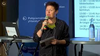 Anna Olofsson Marknadschef Umeå kommun