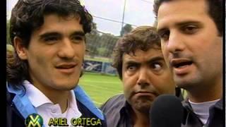 getlinkyoutube.com-El Insoportable, Entrenamiento De La Selección – Videomatch 99