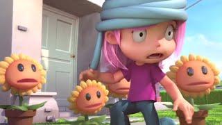 getlinkyoutube.com-Plants vs. Zombies Online - New 3D Animation Full Trailer (植物大战僵尸Online)
