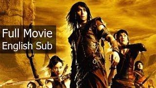 getlinkyoutube.com-Thai Action Movie - Village of Warriors [English Subtitle] Full Movie
