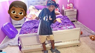 I WANT TO BE A BOY PRANK ON MOM (EXTREMELY FUNNY)