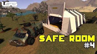 getlinkyoutube.com-Space Engineers - Planetary Safe Room & Vehicle Lift (PTE)#4