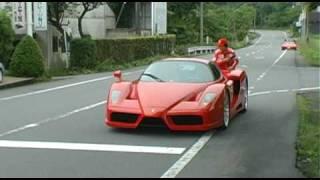 getlinkyoutube.com-Ferrari Enzo F355 430 612 Scaglietti