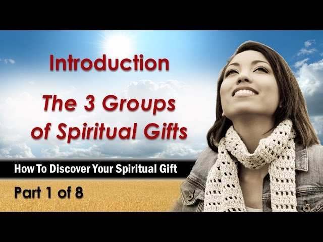The Three Groups of Spiritual Gifts