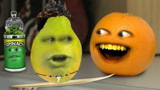 getlinkyoutube.com-Annoying Orange - Popeye Yeah!