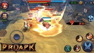 getlinkyoutube.com-Lubu War Android Gameplay (CN)