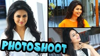 getlinkyoutube.com-Divyanka Tripathi gets herself clicked for Good Housekeeping Magazine!