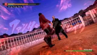 getlinkyoutube.com-Yakuza 5 - Amon Clan