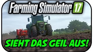 getlinkyoutube.com-FARMING SIMULATOR 17 E3 TRAILER DEUTSCH! - Landwirtschaft Simulator 17 Trailer