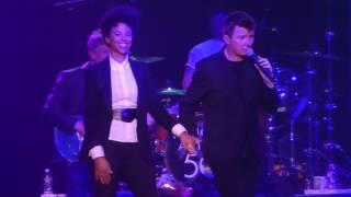 """""""Never Gonna Give You Up"""" Rick Astley@Electric Factory Philadelphia 2/11/17"""