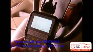 getlinkyoutube.com-Auto Locksmith Tool Car Key Programmer CK-100 CK100 V39.02 SBB by OBDChina