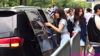 getlinkyoutube.com-[HD Fancam] 150911 GFriend Music Bank 여자친구 뮤직뱅크 직캠2