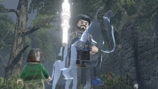 getlinkyoutube.com-LEGO The Hobbit - All Mithril Designs & Treasure Items