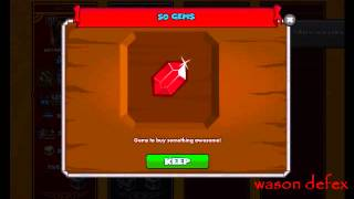 getlinkyoutube.com-como ganarse gemas en dungeon rampage