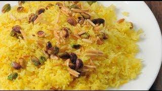 getlinkyoutube.com-أرز بالزعفران والمكسرات - سلمى في البيت - فتافيت