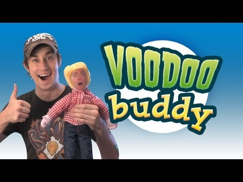 Voodoo Buddy - the best new toy on the market