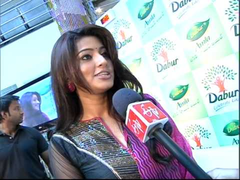 Jupalli Ramesh Interview With Heroine Sneha at Hyderabad in 2012