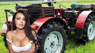 Лучший трактор своими руками
