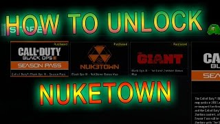 "getlinkyoutube.com-Black Ops 3 - ""How To Unlock Nuketown & the Giant"" Bonus Maps in Black Ops 3!"