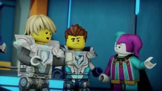 getlinkyoutube.com-The Book of Monsters - LEGO NEXO KNIGHTS - Ep 1 Part 1