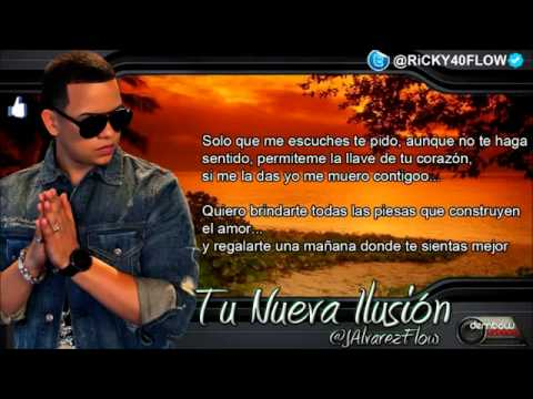 J Alvarez - Tu Nueva ilusión (Con Letra) Official Video 201