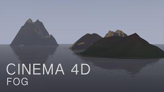 getlinkyoutube.com-Cinema 4D Tutorial: Fog