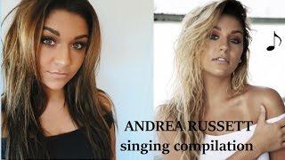 getlinkyoutube.com-ANDREA RUSSETT SINGING COMPILATION 2