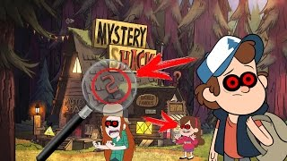 getlinkyoutube.com-Gravity Falls - Город Призрак