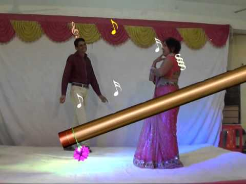 BEST COUPLE DANCE IN MAHILA SANGEET..PULKIT WEDDING