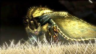 "getlinkyoutube.com-Monster Hunter 4 - Shagaru Magara and ""Ending"""