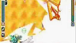 Megaman Zero 3 - Omega 2nd Form - YouTube