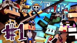 getlinkyoutube.com-심장 장사꾼 마일드!! [원피스전쟁 꼬리잡기 #1편] 서바이벌컨텐츠 마인크래프트 Minecraft - [마일드]