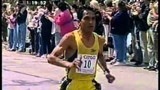 Maratón de Boston - 1999