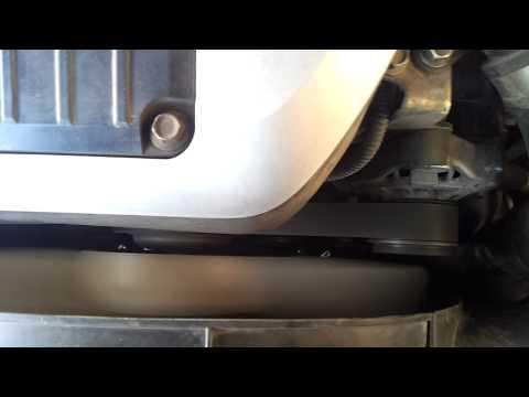 Вентилятор радиатора Nissan Terrano TR50 с двигателем ZD30
