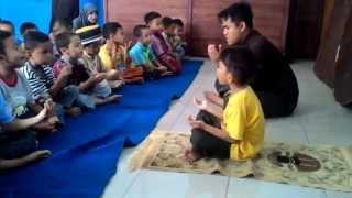 getlinkyoutube.com-Solat Dhuha - KB islam Al-Izzah Purwokerto