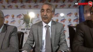 AK Parti Erzincan İl Başkanı Orhan Bulut, Kongre Açıklaması