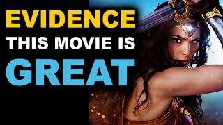 getlinkyoutube.com-Wonder Woman 2017 Rumors - Beyond The Trailer