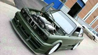 getlinkyoutube.com-BMW E30 V12 CONVERSION REUPLOADED