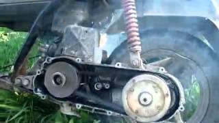 getlinkyoutube.com-Неубиваемый скутер