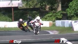 getlinkyoutube.com-Scooter Racing: 2012 IRCUP Series Round 3 160 Automatic Open