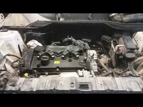 Mini Cooper water pump and thermostat replace