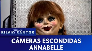 getlinkyoutube.com-Câmera Escondida Annabelle - Inédita (05/10/14) - Annabelle Prank