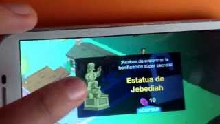 getlinkyoutube.com-Truco Springfield obtener rosquillas facilmente apple / android