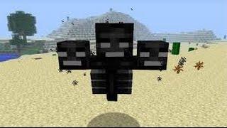 getlinkyoutube.com-Como fazer monstros no minecraft pe sem mods