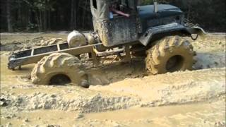 getlinkyoutube.com-part 1: mud trucks at treverton pa labor day weekend 2010
