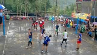 SERU PEREMPAT FINAL BOLA VOLI!!Putrajaya vs bima. PART2 olga cup volley ball