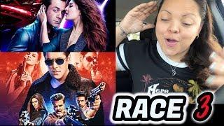 Race 3 | Official Trailer Reaction | Salman Khan | Remo Dsouza
