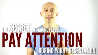 getlinkyoutube.com-The secret of making people pay attention during your presentation