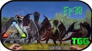 getlinkyoutube.com-Ark: Survival Evolved Ep:38 Small Dragons Mod